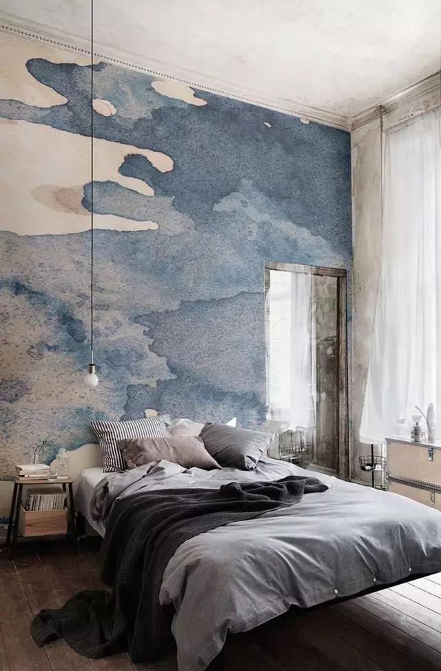 墙体彩绘对现代装修风格的影响