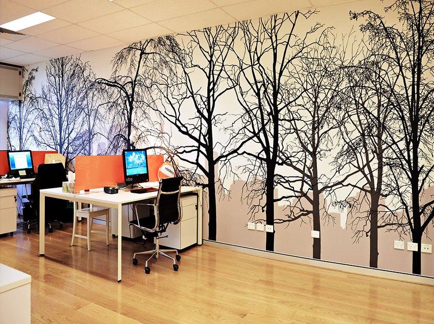 墙体彩绘工作流程及注意事项