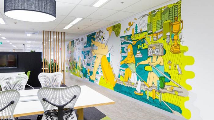 怎么知道墙绘公司的好坏?