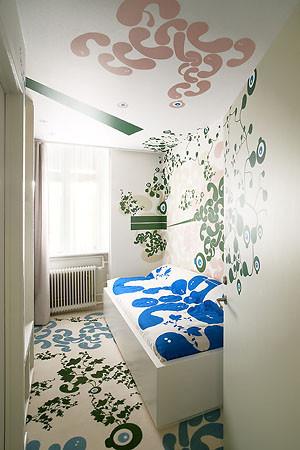 彩绘和壁纸--究竟谁环保呢?