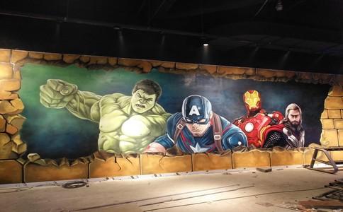 墙艺艺术的起源
