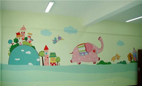 南昌墙绘壁画,南昌幼儿园墙绘画,南昌手绘墙,南昌艺术墙绘
