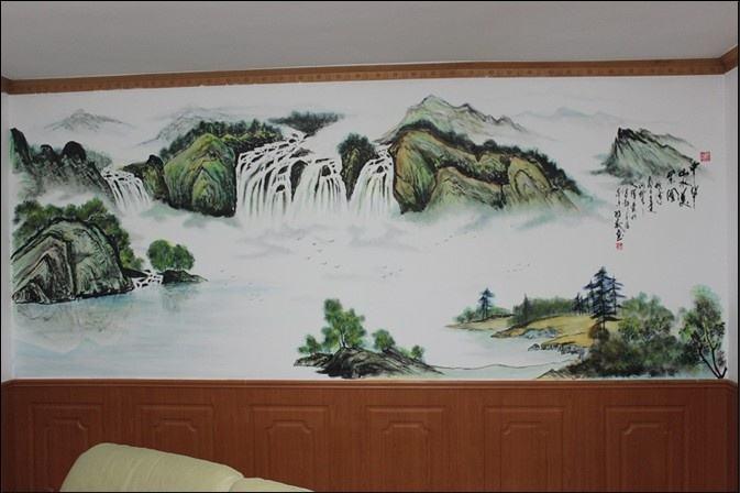 南昌涂鸦手绘墙,南昌手绘墙涂鸦,南昌墙绘手绘