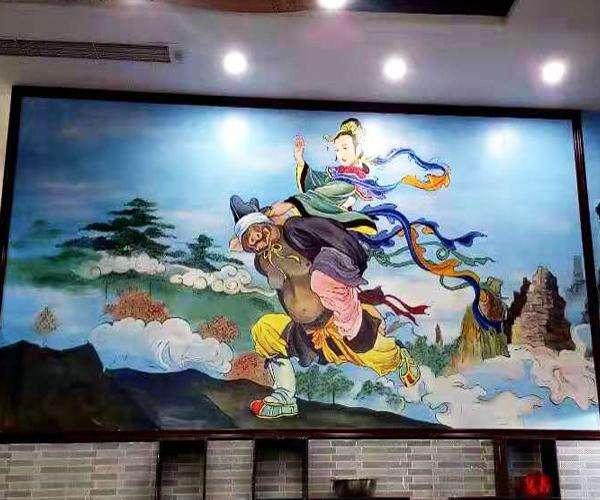 南昌手绘墙公司,南昌彩绘墙公司,南昌手绘画公司